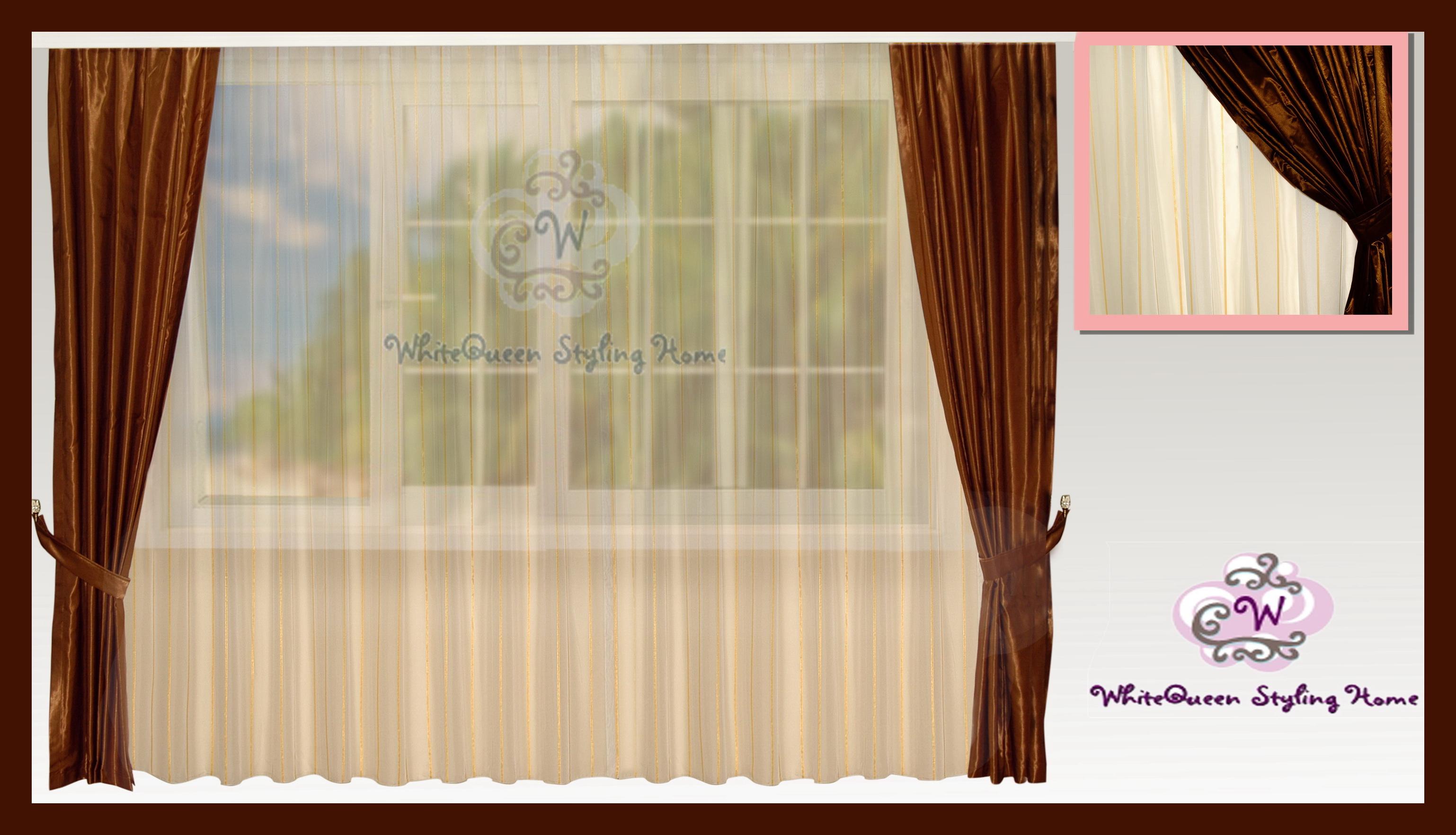 Gardinen deko edle gardinen vorh nge gardinen for Edle dekoration